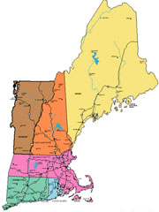 New England States
